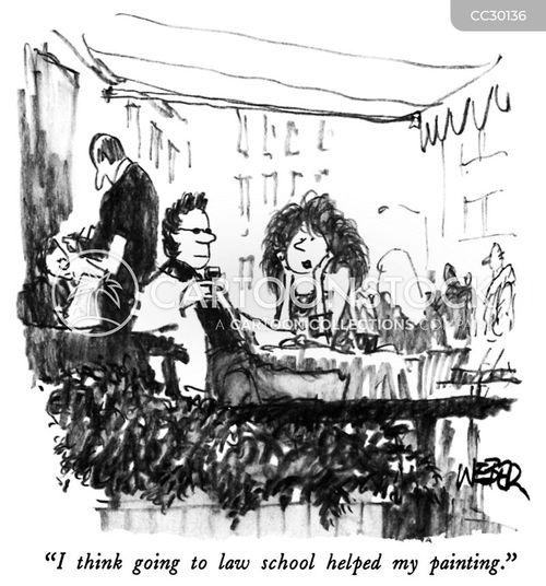 law school cartoon