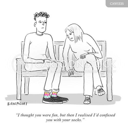 personality type cartoon