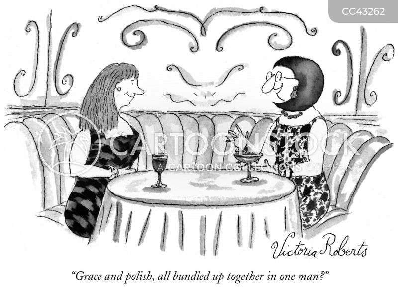 gossips cartoon
