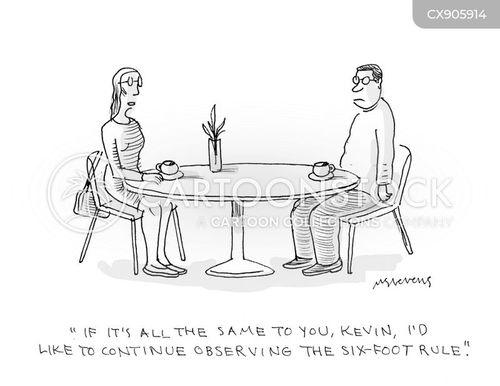 post covid cartoon