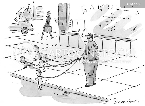 sitters cartoon