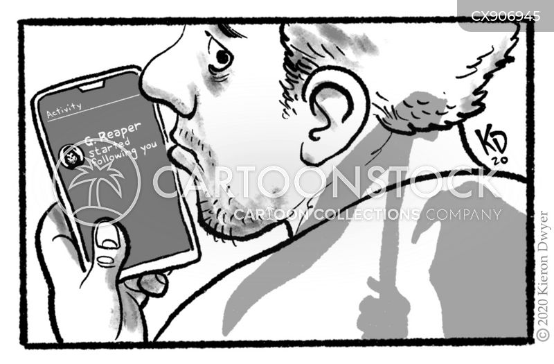 followers cartoon