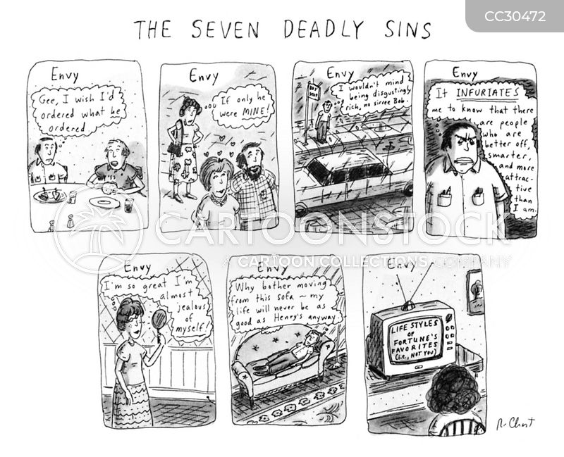 sinners cartoon