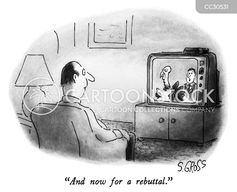 tv host cartoon