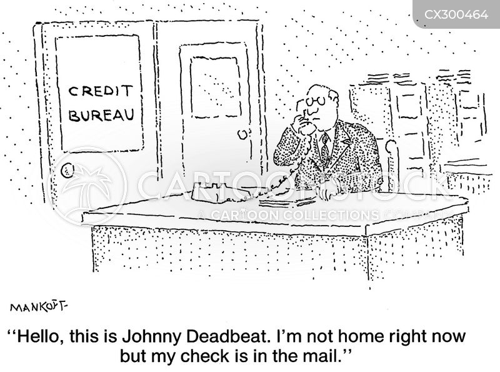 absent dad cartoon