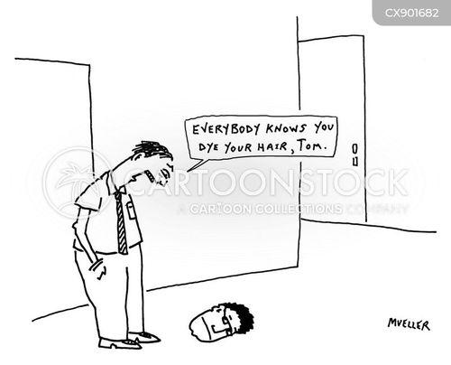 decapitate cartoon