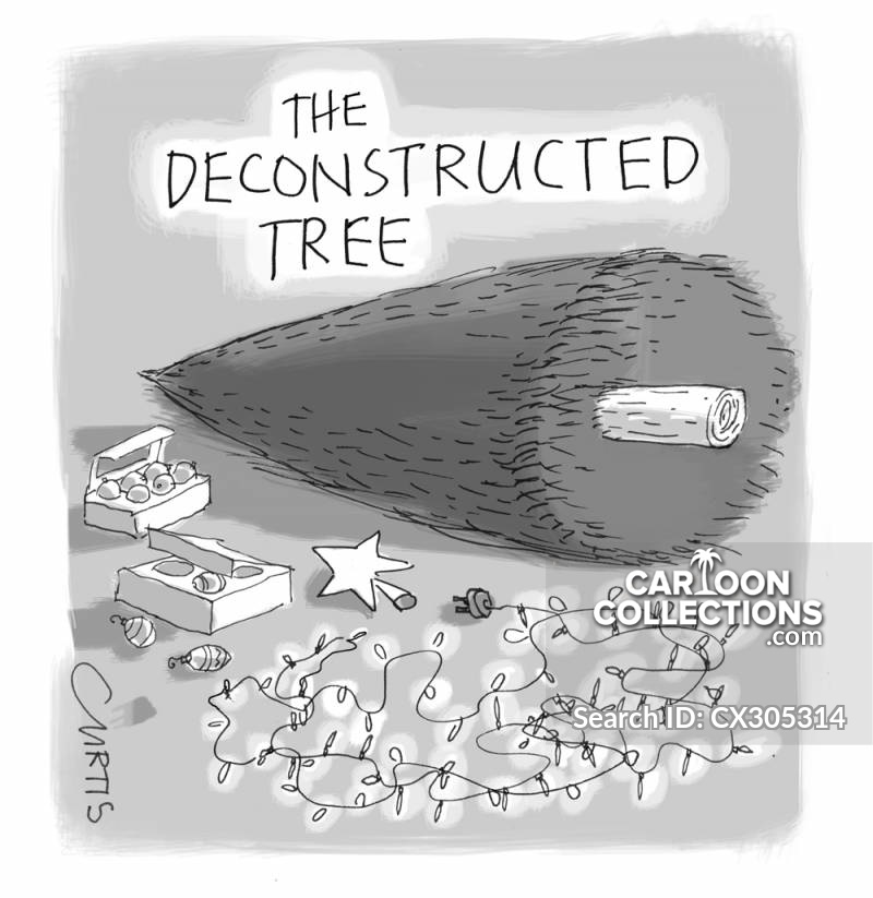 deconstruction cartoon