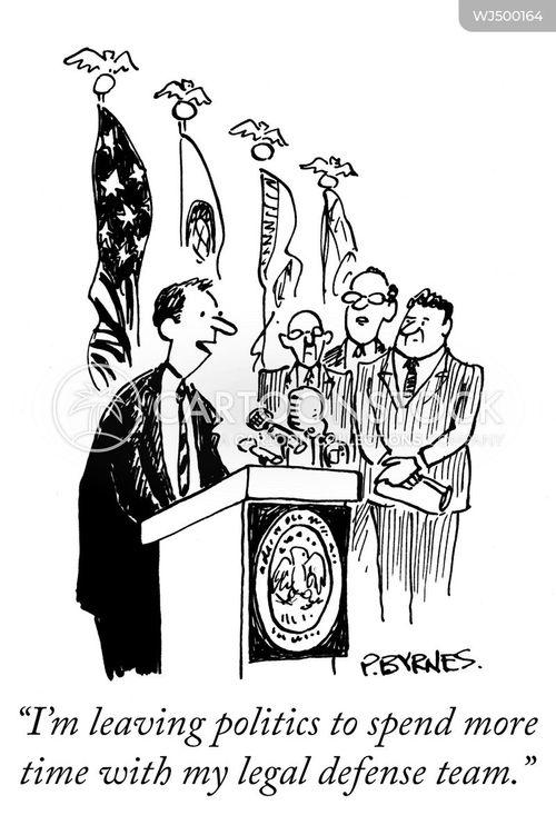 indictment cartoon