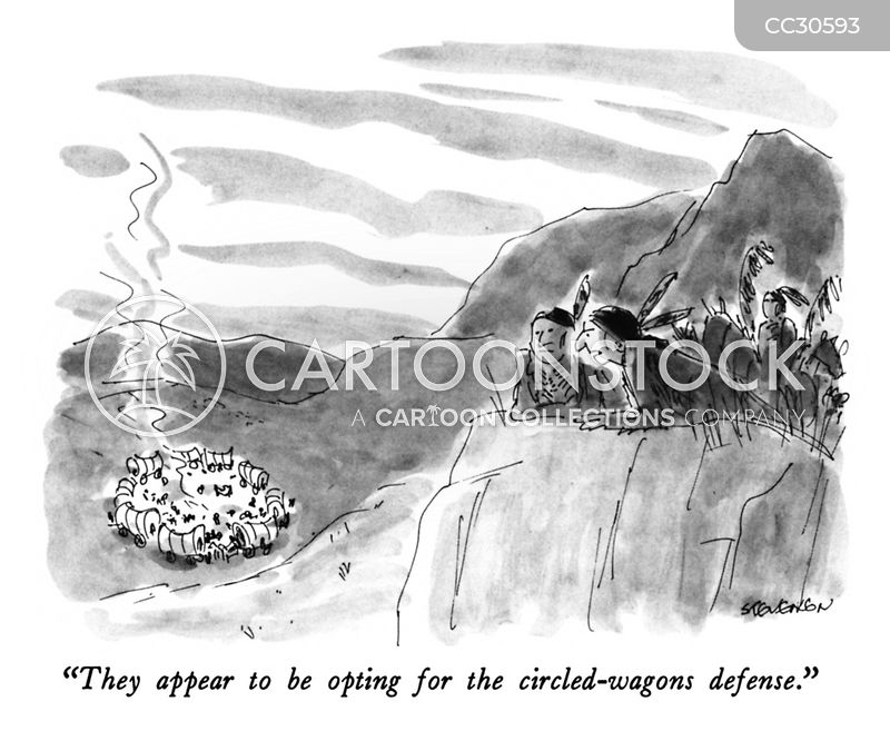 indians cartoon