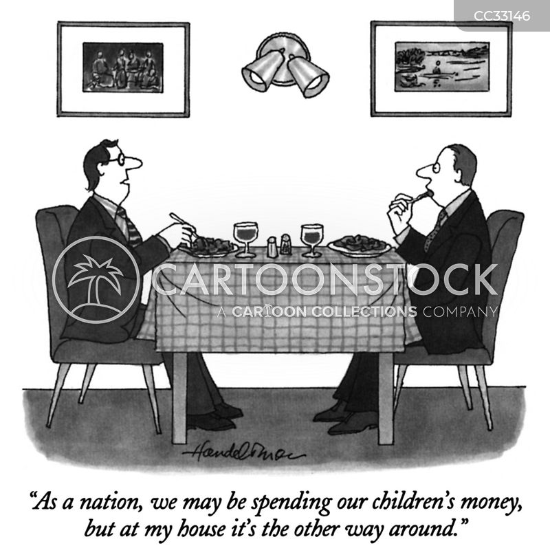 macroeconomics cartoon