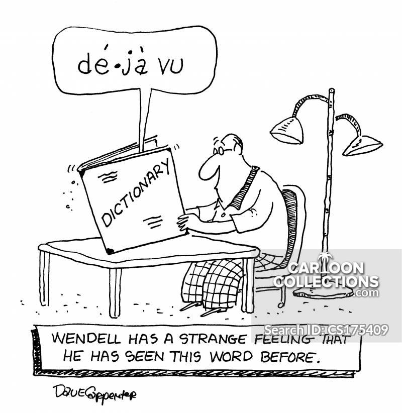 wendell cartoon