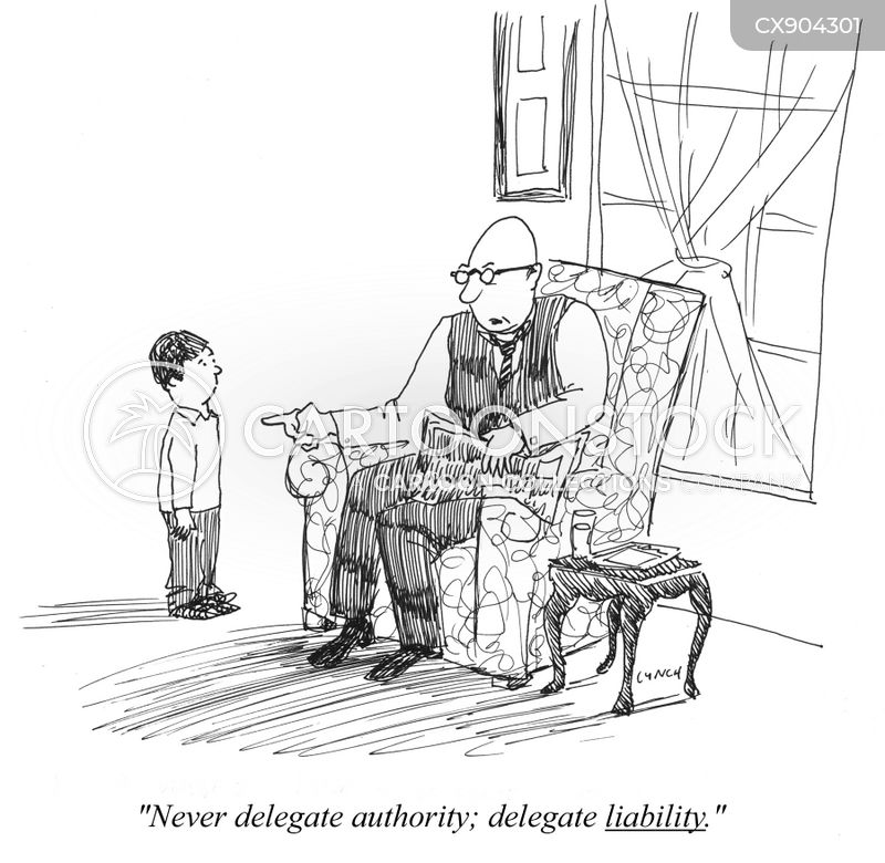 parental advice cartoon