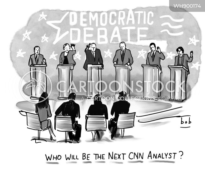 2020 elections cartoon