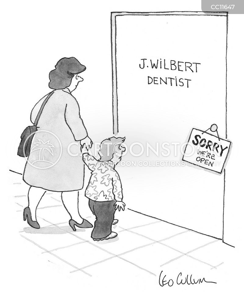 tooth cartoon