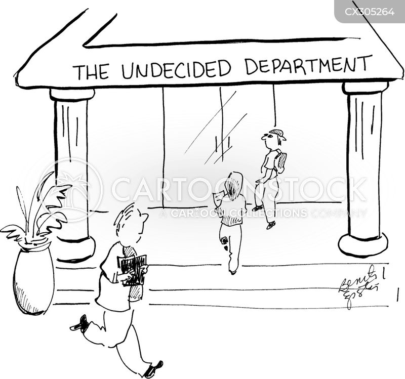 department cartoon