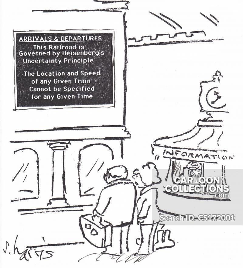 Heisenbergs Uncertainty Principle Cartoons and Comics - funny ...