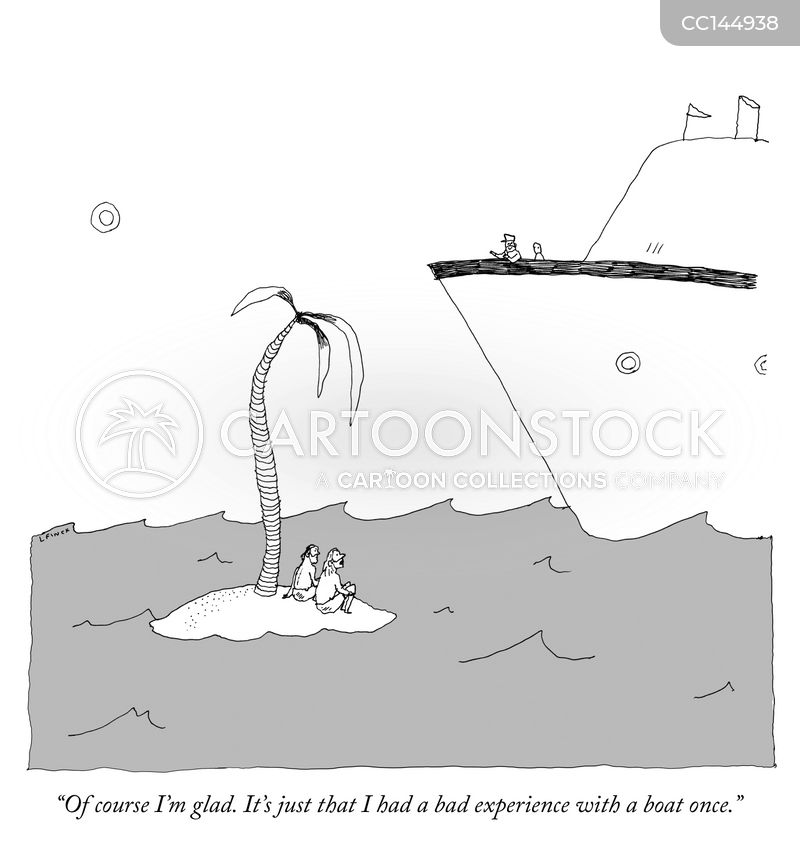 boat cartoon