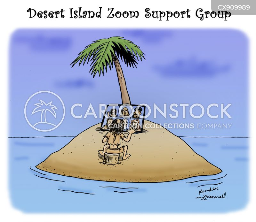 anonymity cartoon