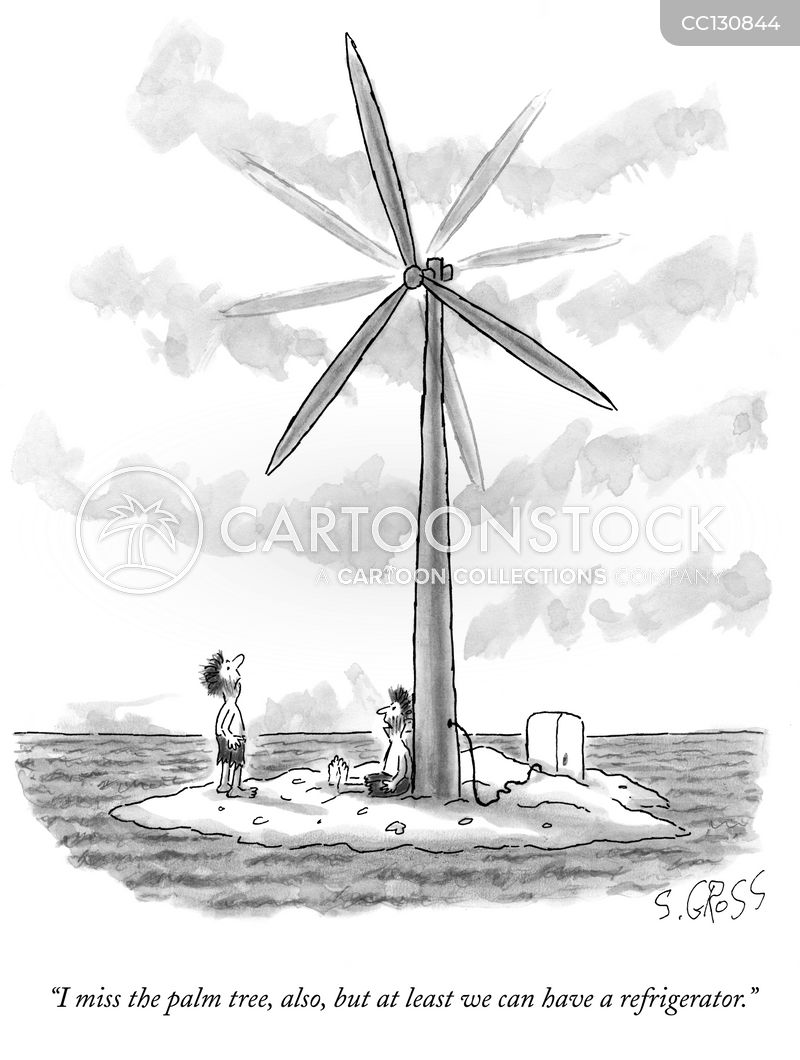 Wind Meals cartoon