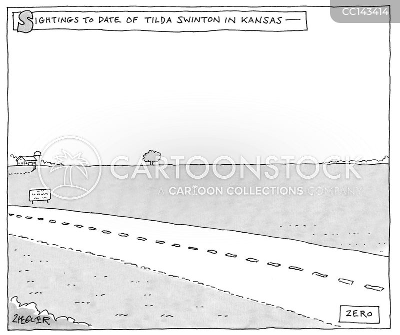 In The Sticks cartoon