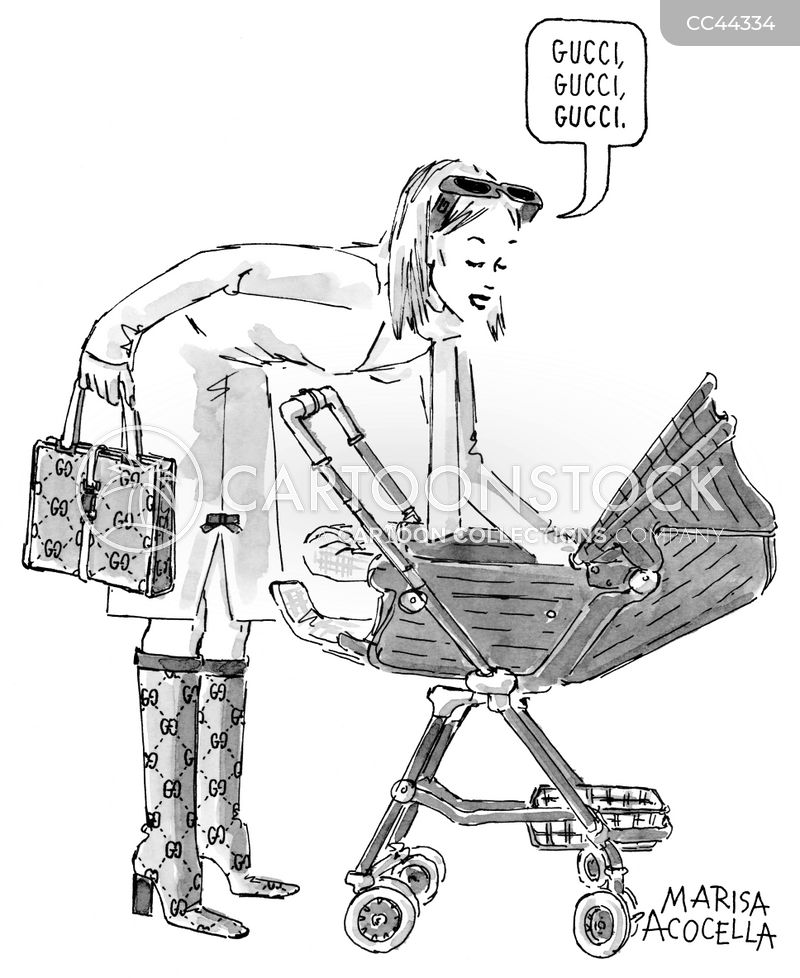prams cartoon