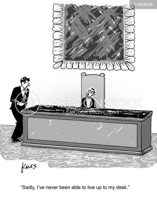 short man cartoon