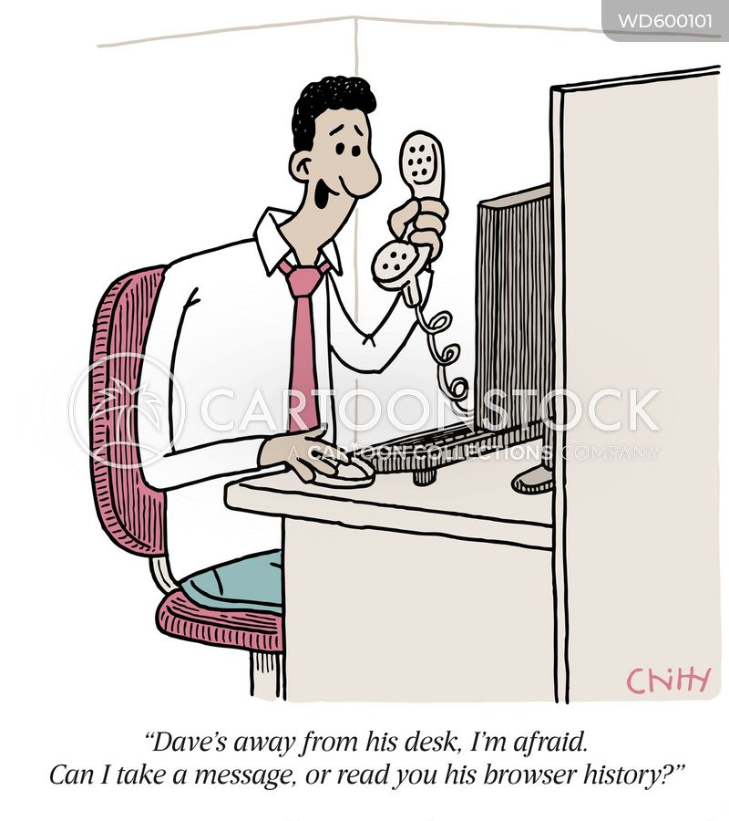 personal information cartoon