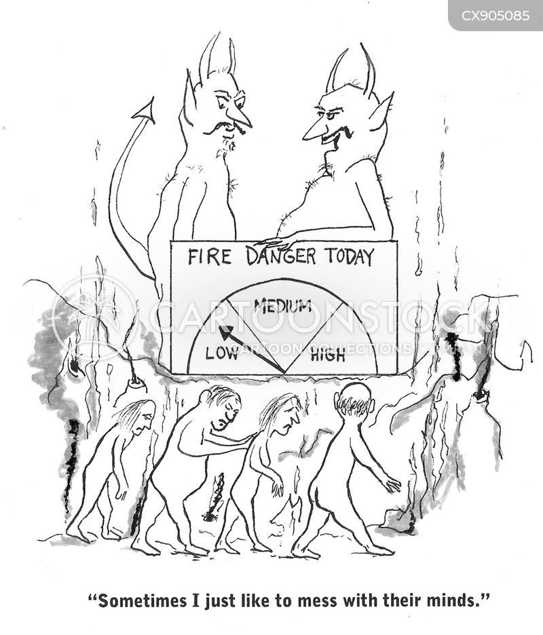 tormented cartoon