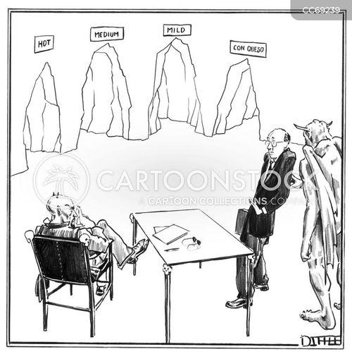 judgement day cartoon