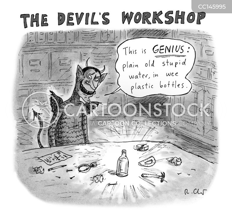 demons cartoon