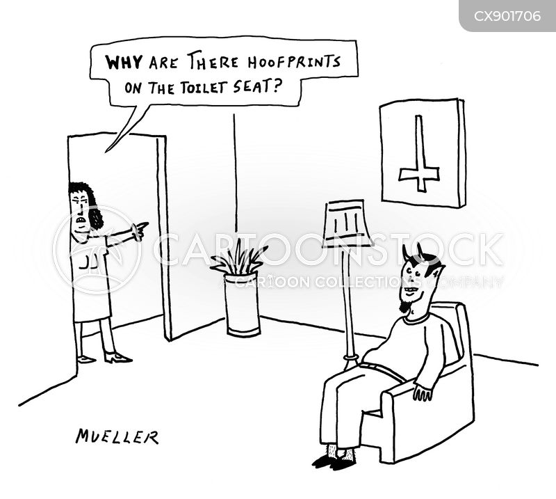 hooves cartoon