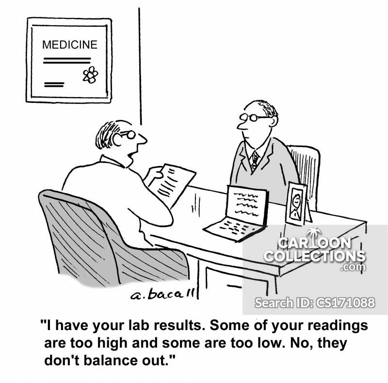 four humours cartoon