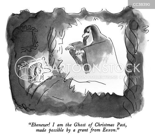 ghosts cartoon
