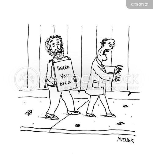 resurrected cartoon