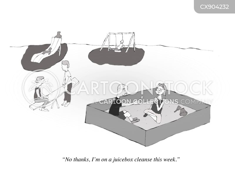 sandbox cartoon