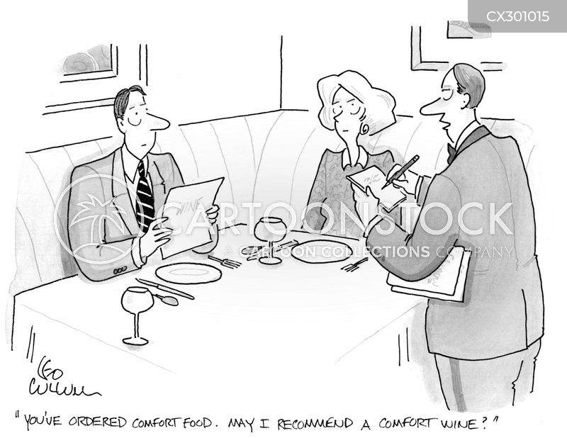 good customer service cartoon