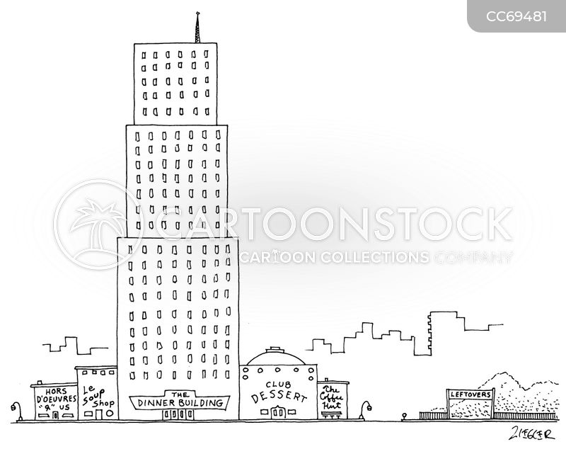 City cartoons, City cartoon, funny, City picture, City pictures, City image, City images, City illustration, City illustrations