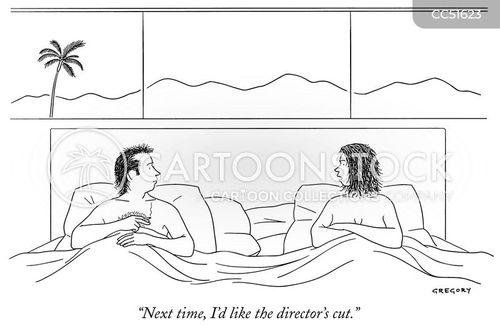 directors cut cartoon