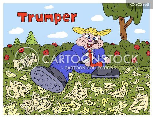 repeals cartoon