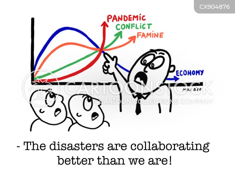pandemics cartoon