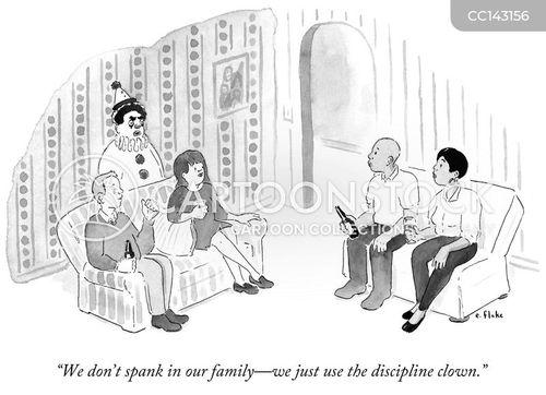 horrors cartoon