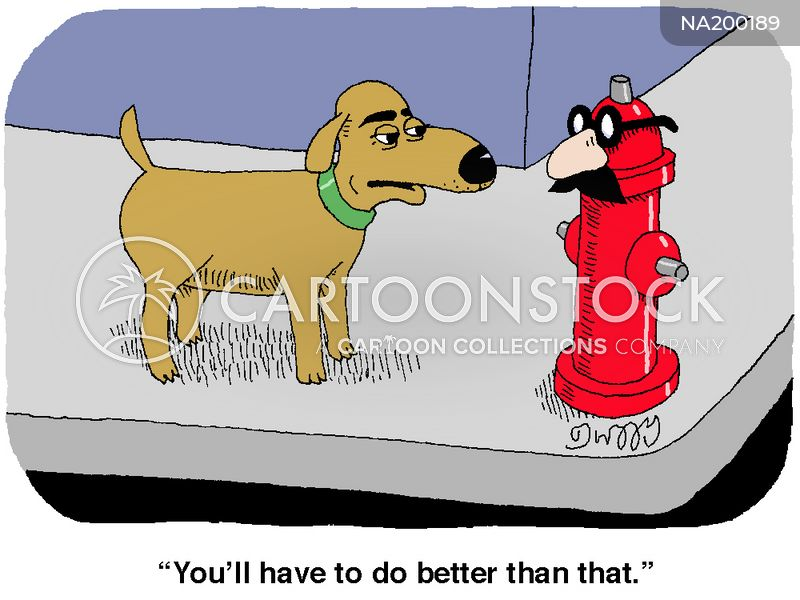 hydrant cartoon