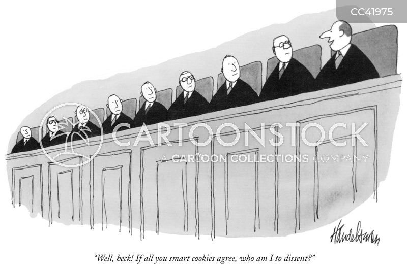 legal cartoon