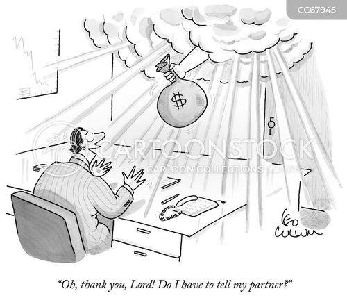 divine interventions cartoon