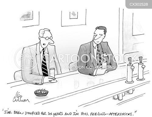 aftershock cartoon