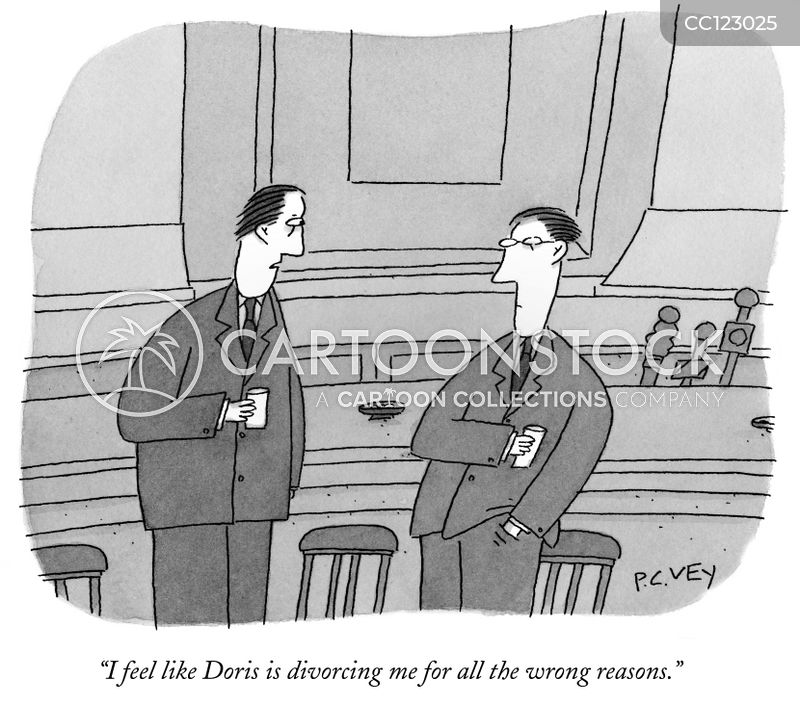 second-guessing cartoon