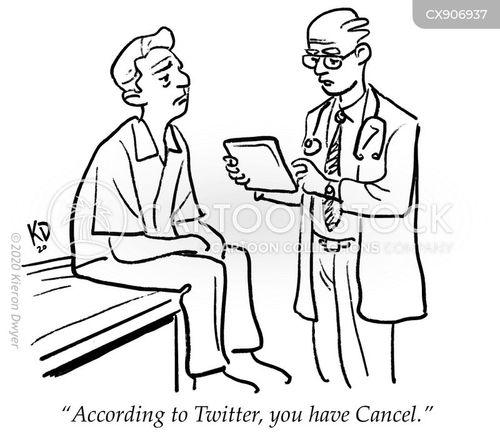 diseased cartoon