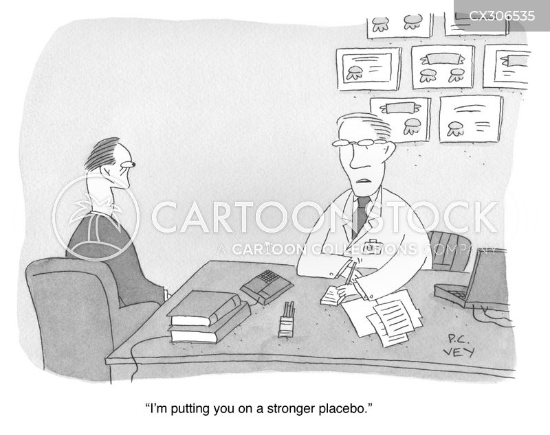 prescribing cartoon