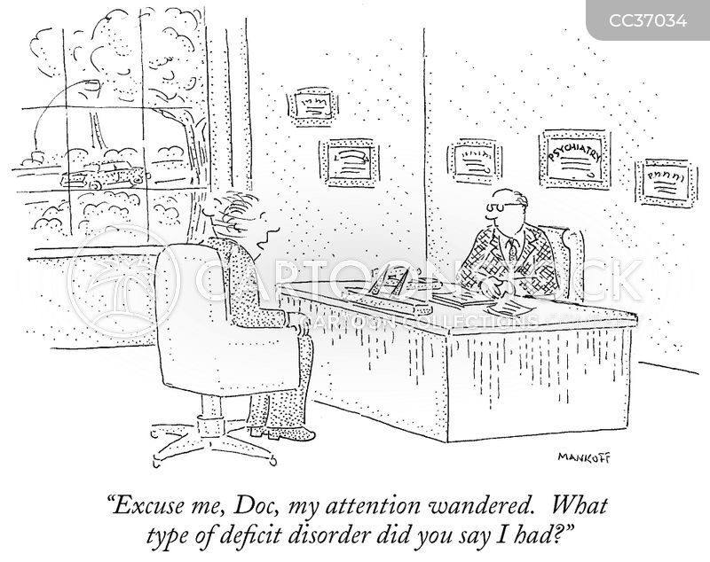 Psychiatrist cartoon