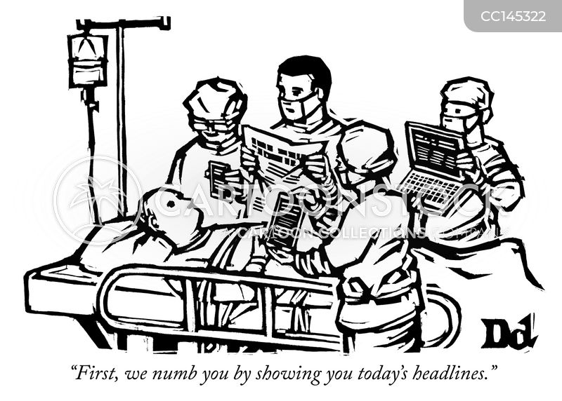 surgery cartoon